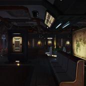 [Alien: Isolation] 4K Stereoscopic Screenshot