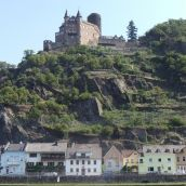 On the Rhine River
