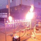 Flame Throwing Device (2)