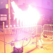 Flame Throwing Device (3)