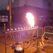 Flame Throwing Device (4)