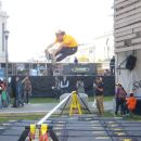 Slackline Big Jump