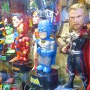 Super Hero Bobble Heads