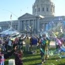 Even More Bubbles at Centennial Celebration