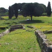 Anicent roman City of Aleria / Corse