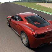 Ferrari 458 Italia @ Mugello Circuit