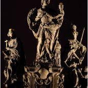 Prague IV. Charles Bridge Statues
