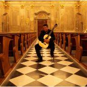 Javier Garcia Moreno Guitar Festival Brno