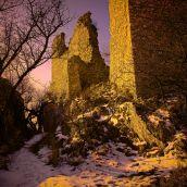 Sirotci Castle, Palava