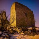 Sirotci Castle II. Palava, Moravia