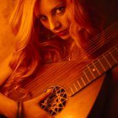 Girl in Candle Light III.