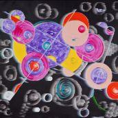 Planetarium 3D - Transformation of Dasa's painting