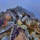 High Tatras, Lomnicky Stit, 2634m