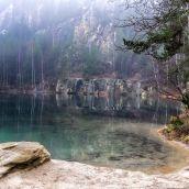 Adrspach Lake
