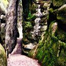 Adrspach - Trail