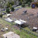 Open air festival at Miniatur Wunderland