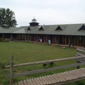 Othona Community Main Building (recently named after Othona founder Norman Motley)