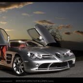 Mercedez-Benz SLR McLaren