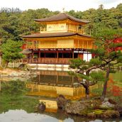 Golden Temple Kyoto