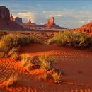 6-Sieg-Monument Valley Sunrise