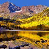 3-Sieg-Maroon Lake Rocks