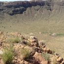 MitofskyL-04-Meteor Crater View