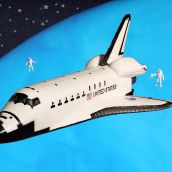 BergmanM-04-Space Shuttle Exelsior