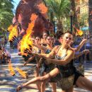 BarberaJ-02- Fire dance II