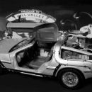 Back To The Future 2 DeLorean Die-Cast 1:24 Scale Model 3D