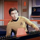 Star Trek 3D-Mr Sulu