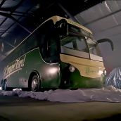 (3D Commercial Break) The Tour Bus