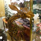 Giraffe Figure