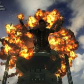 Just Cause 2 - Fall