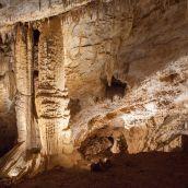 Lipska cave. Montenegro