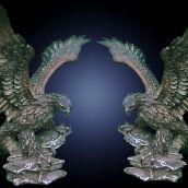 Display of Eagles