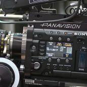(1) Panavision & Sony F55 Camera