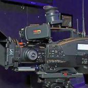 Sony 3D Broadcast Camera