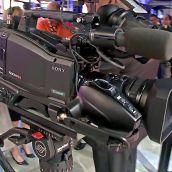 Sony XDCamEX camera