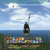 FFXIV fix disabled clouds still not in 3D..