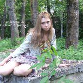 Pretty Girl In The Park