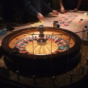 Playing the Roulette in Vegas