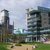 University Of Salford MCUK Building