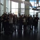 MediaCity UK: Induction Tour: BSc CVG Level 6 Students!