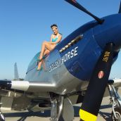 Warbird Pinup Girls 2014 Sneak Peak