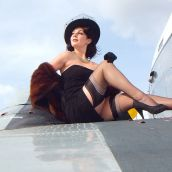 new pin up girl Victoria