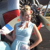 2014 pin up girl Bailey