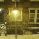 East Village Snow Storm