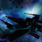X-Wing in X3: Terran Conflict