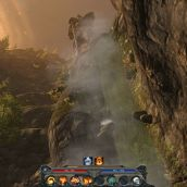 Knight's Waterfall