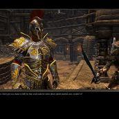 Aquila in Fancy Armor